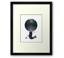 The last Plant on Earth Framed Print