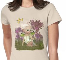 Fairy Glade Womens Fitted T-Shirt