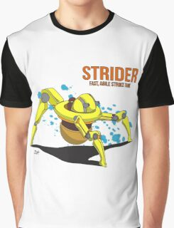 Strider Graphic T-Shirt