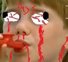 Kazoo Kid Sticker