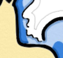 Chibi Ponyta Sticker