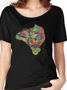 Psychedelic Max Women's Relaxed Fit T-Shirt