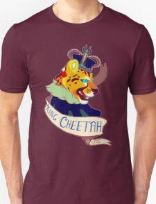 King Cheetah Unisex T-Shirt
