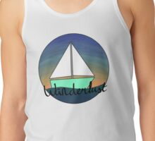 Wanderlust sails Tank Top