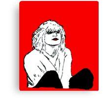 COURTNEY LOVE!!! Canvas Print