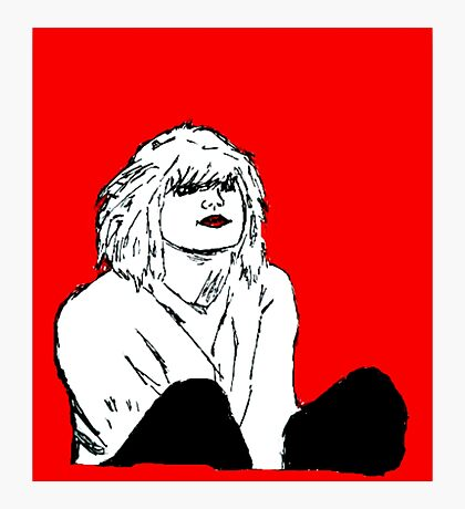 COURTNEY LOVE!!! Photographic Print