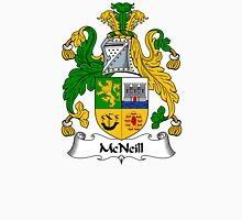 McNeill Coat of Arms / McNeill Family Crest Unisex T-Shirt