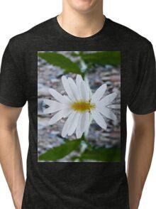 Daisy - Mirrored Tri-blend T-Shirt