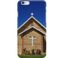 Parish Church, Jarrahdale iPhone Case/Skin