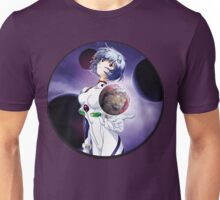 Ayanami Rei - The red sea edit. Unisex T-Shirt