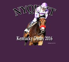 Nyquist Kentucky Derby Winner T-Shirt