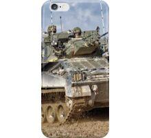 British Army Warrior Infantry Fighting Vehicle iPhone Case/Skin