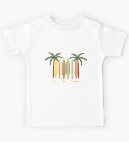 Isla De Palmera Kids Tee