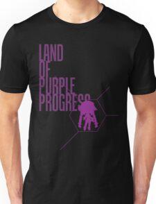 4 Lands - Purple Unisex T-Shirt