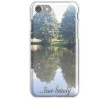 True Beauty iPhone Case/Skin