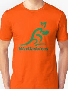 wallabies rugby logo T-Shirt