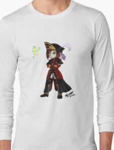 Mia Frydbharwyn Chibi with Eos Long Sleeve T-Shirt