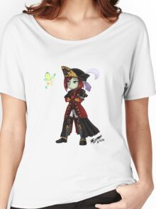 Mia Frydbharwyn Chibi with Eos Women's Relaxed Fit T-Shirt