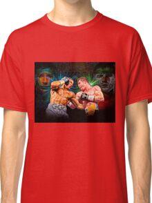 Canelo vs GGG (T-shirt, Phone Case & more) Classic T-Shirt