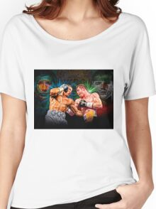 Canelo vs GGG (T-shirt, Phone Case & more) Women's Relaxed Fit T-Shirt