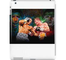 Canelo vs GGG (T-shirt, Phone Case & more) iPad Case/Skin