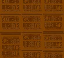 Hershey's Milk Chocolate by PrinceRobbie