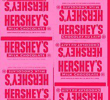 Hershey's Milk Chocolate (Valentine's Day Edition) by PrinceRobbie