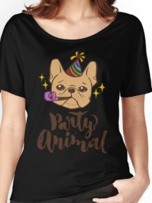 Party Animal Women's Relaxed Fit T-Shirt
