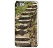 Dirt and Stone Stairs iPhone Case/Skin
