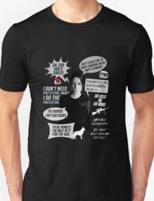 Sameen Shaw - Person of Interest - Sarah Shahi T-Shirt