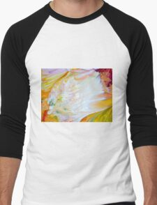 sinful butterfly wings Men's Baseball ¾ T-Shirt