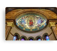 King's College Chapel Canvas Print