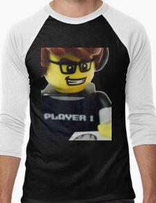 The Gamer Men's Baseball ¾ T-Shirt