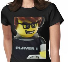 The Gamer Womens Fitted T-Shirt