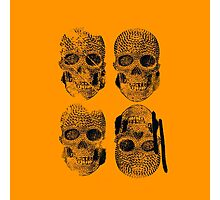 Skull: Special Halloween Edition Photographic Print