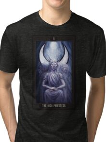 The High Priestess - Hecate Tri-blend T-Shirt