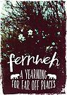 Fernweh by Sybille Sterk