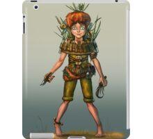 Traveling Alchemist - Nita iPad Case/Skin