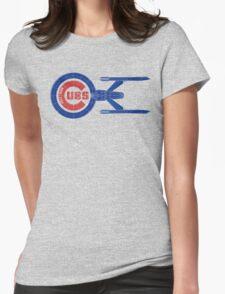 Cubs Trek Womens Fitted T-Shirt