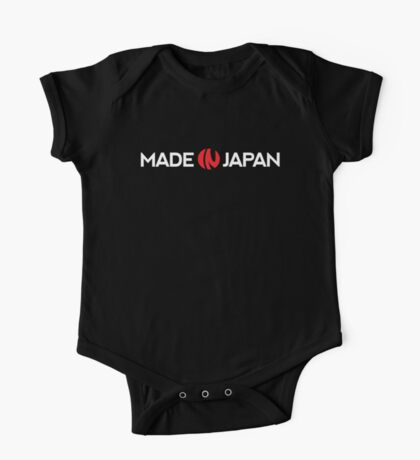 Made in Japan One Piece - Short Sleeve