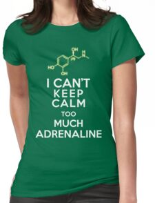 Adrenaline Womens Fitted T-Shirt