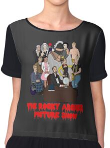 The Rocky Archer Picture Show Chiffon Top