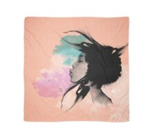 Psychedelic Blow Japanese Girl Dream Scarf