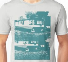 Black Trailer Unisex T-Shirt