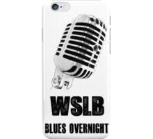 Blues Radio iPhone Case/Skin