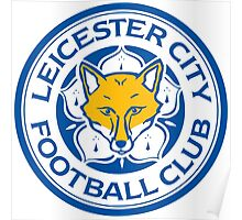Leicester City Football Club Poster