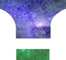 Hartford Whalers Galaxy Sticker