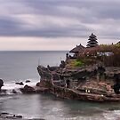 Tanah Lot by Unai Ileaña