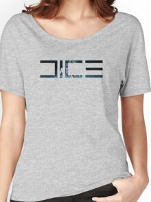 Dice Co Women's Relaxed Fit T-Shirt
