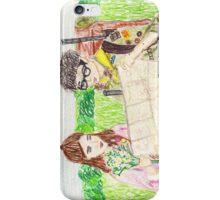 Sam and Suzy iPhone Case/Skin
